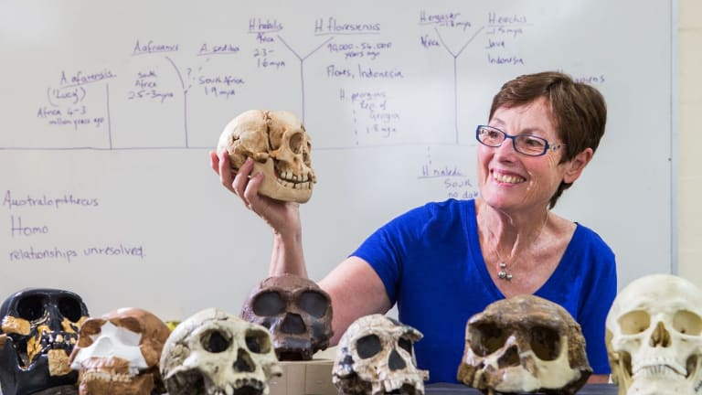 Dr Debbie Argue from the Australian National University.