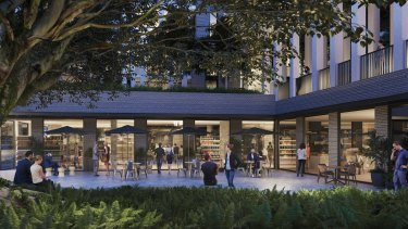 Mirvac has unveiled its new development at Sydney Olympic Park.
