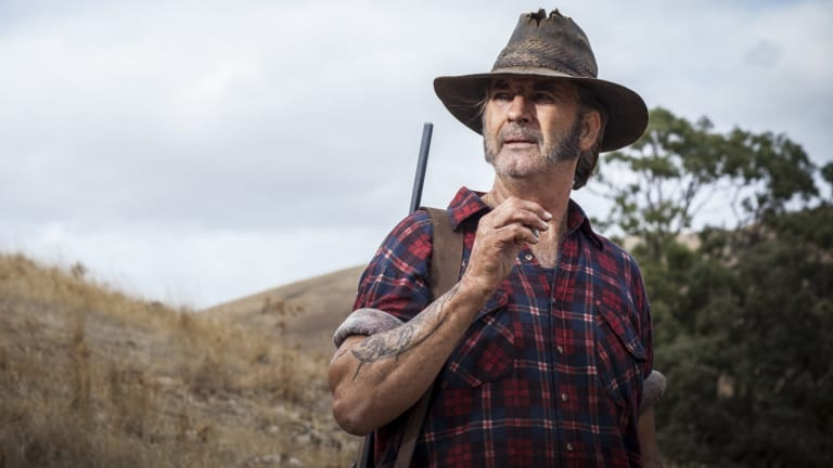 John Jarratt will reprise his role as outback serial killer Mick Taylor.