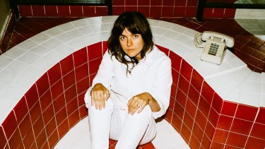 Courtney Barnett is due to release her second album in May.