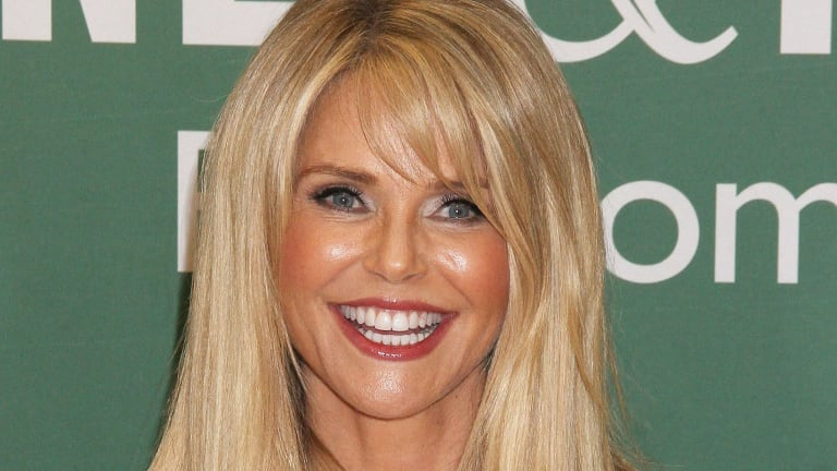 Christie Brinkley Uses Botox In Neck And Hair Extensions To Look Younger