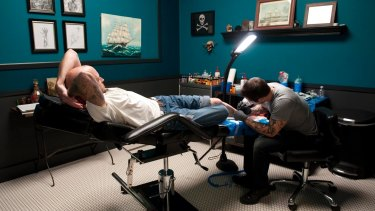 <i>Ink Master</i> is for the bitchiest bitches who ever bitched.