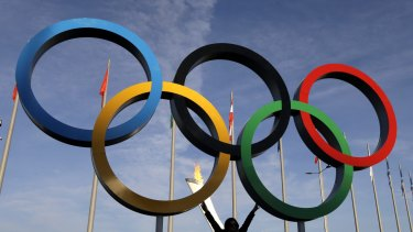 Olypmism: Seven has put a ring on it. Five, actually.