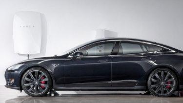 Tesla. Powerwall.