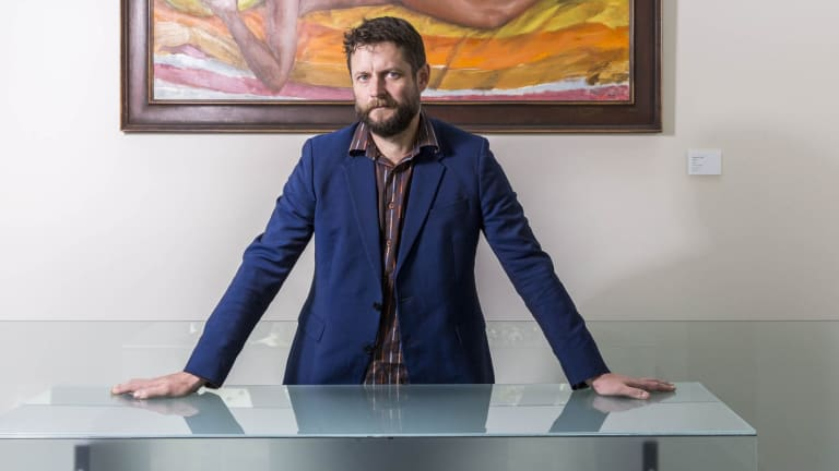 Archibald Prize winner Ben Quilty is among the SCA's distinguished alumni.