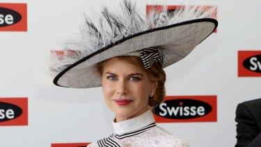 Nicole Kidman turned heads as a Swisse ambassador.