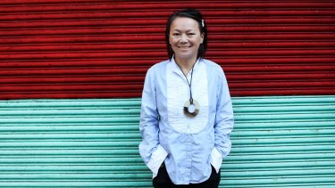 Nahji Chu, founder of MissChu restaurants.