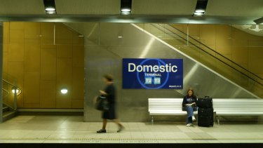 More people are catching the train from Sydney Airport despite the steep ticket prices.