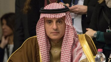 Foreign Minister Adel al-Jubeir has warned that Saudi Arabia will be forced to sell up to $US750 billion in Treasury securities and other assets.