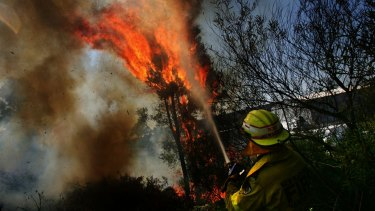 The government has deferred a new funding model for fire and emergency services.