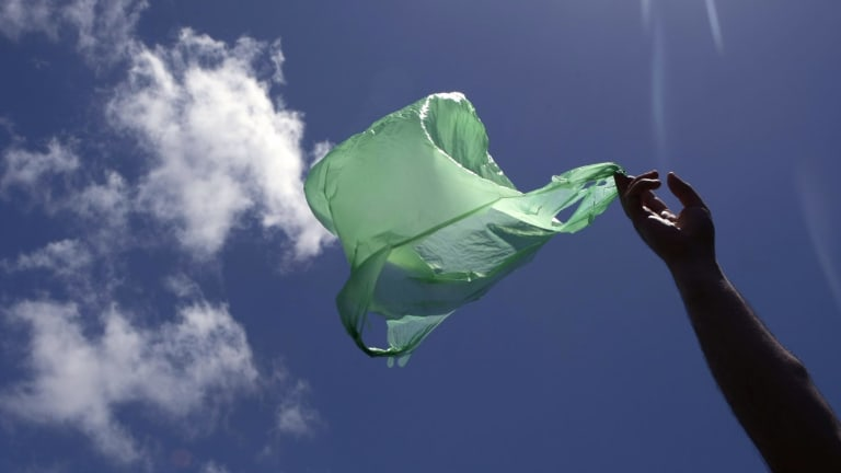 By June 30, 2018, single-use plastic bags will no longer be given out at Woolworths stores.