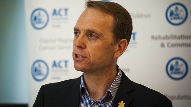 "Capital Metro Minister Simon Corbell says the Liberals' promise to scrap the contract as ""reckless and lunatic""."