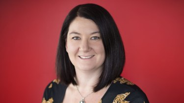Carmen Beverley-Smith is  head of technology optimisation for Westpac.