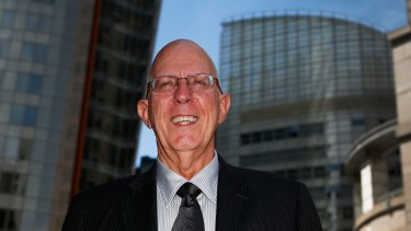 Aurizon chief executive Lance Hockridge says cost cutting will help the rail group meet its financial targets