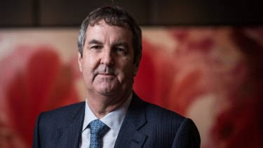Crown Resorts chief Rowen Craigie says approvals for the company's Sydney casino have been held up.