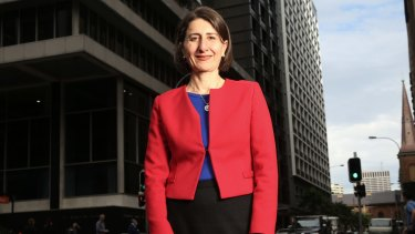 NSW Treasurer Gladys Berejiklian says first home owner grants are helping to improve housing affordability - a topic her budgets have been criticised on in the past.