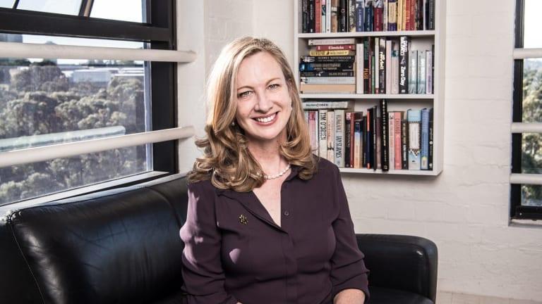 Professor Karen Canfell.