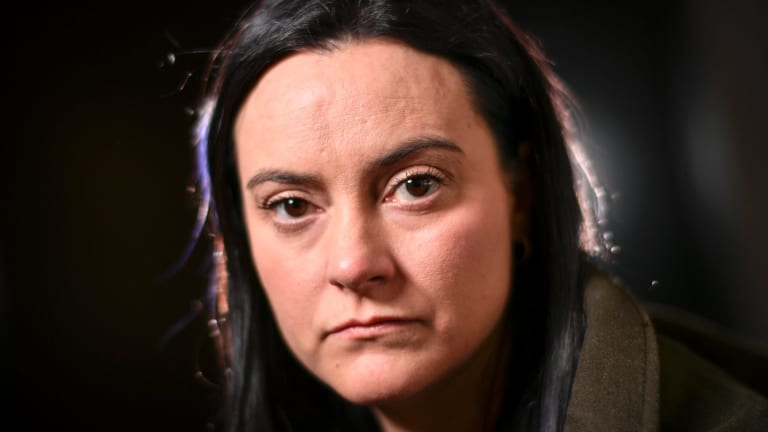 Shonica Guy says playing the pokies took over her life.