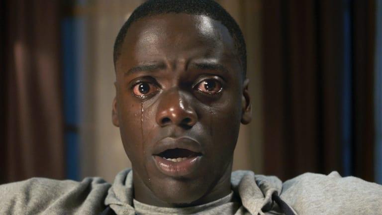 Daniel Kaluuya as Chris in Get Out.