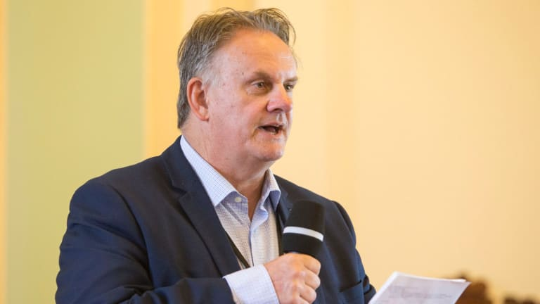 "Mark Latham, a believer in  ""Cultural Marxism""."