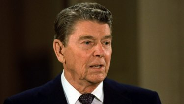Tax cuts didn't work for Ronald Reagan.