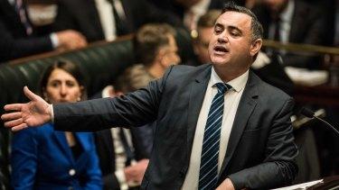NSW Deputy Premier John Barilaro has attacked the Prime Minister.