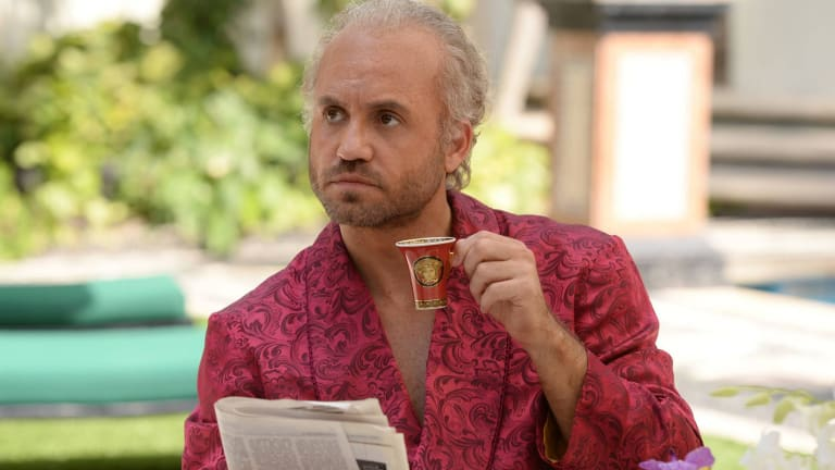 Edgar Ramirez as Gianni Versace in <i>The Assassination of Gianni Versace: American Crime Story.</i>