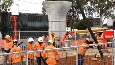 The Level Crossings Removal project has drained billions more from the public purse than Labor said it would.
