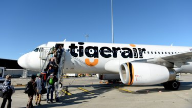 Tigerair has been forced to temporarily suspend sales of flights to Bali.