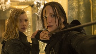 <i>The Hunger Games: Mockingjay Part 2</i> is among film adaptions crowding out local authors.