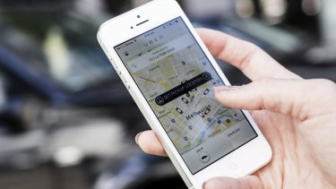 "Ride sharing service Uber is ""pleased to partner"" with the VRC to help transport racegoers."