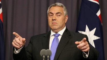 Remaining away with the fairies will allow Joe Hockey to spruik election year tax cuts.