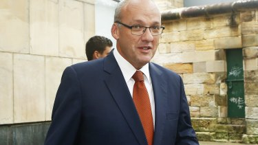 Opposition Leader Luke Foley went to the 2015 state election opposing electricity privatisation.