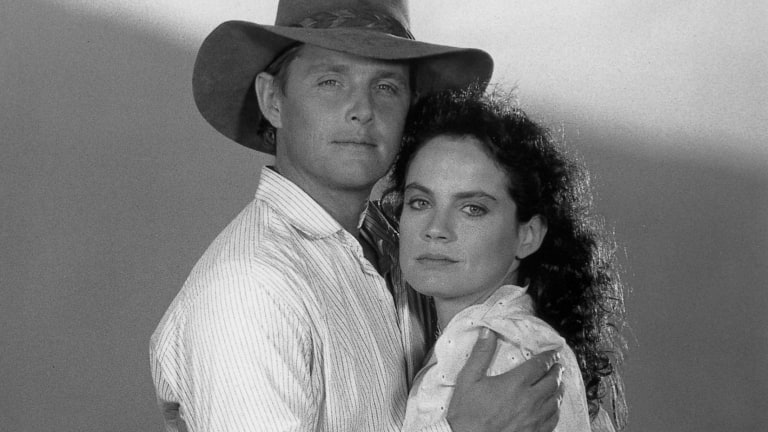 Jessica Harrison, <i>The Man from Snowy River</i>, 1982.