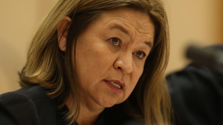ABC managing director Michelle Guthrie.