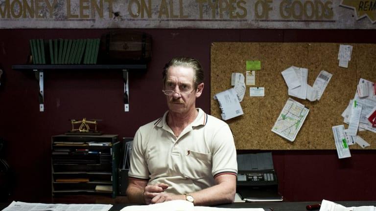 A still from film <i>Pawno</i>.