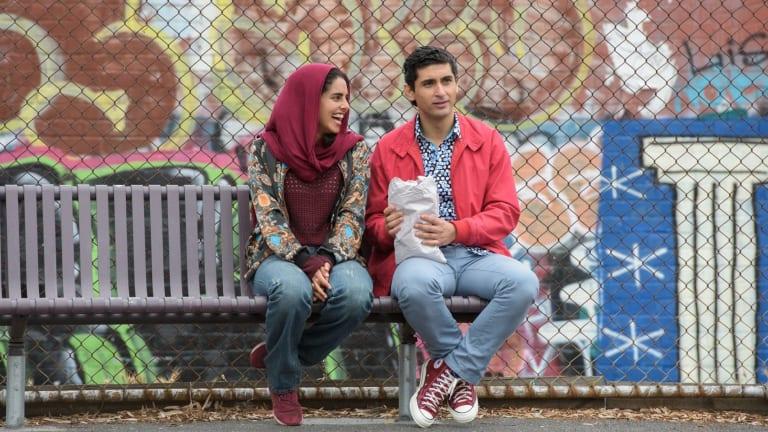 Helana Sawires and Osamah Sami.