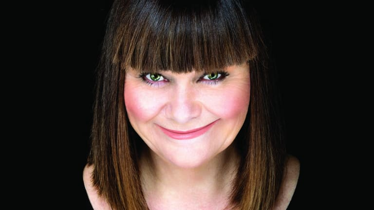 When Dawn French shed 50 kilograms, she said many fans were angry at her.