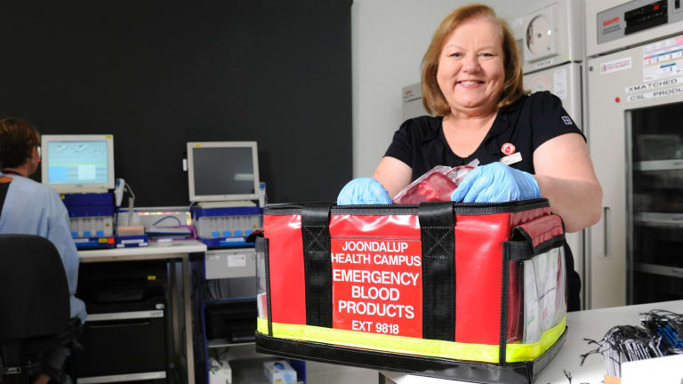 Nurse Angie Monk has won Australia's top nursing honour.