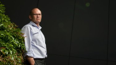 Click Frenzy director Grant Arnott at head office in Mount Waverley, Melbourne.