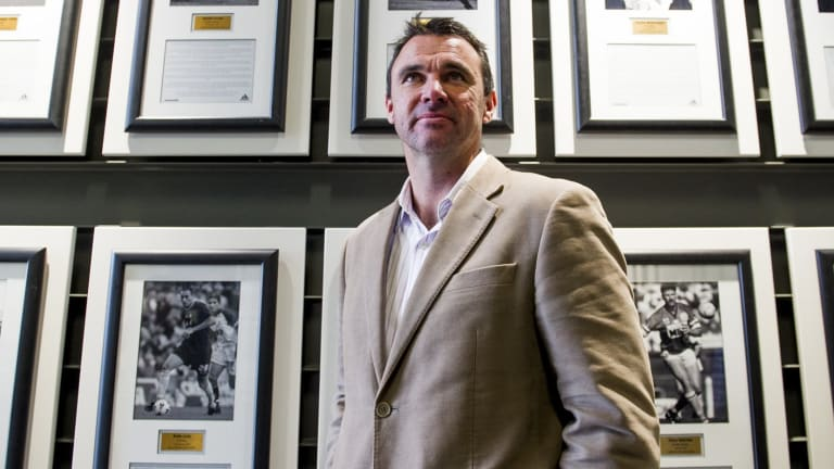 Former Wallabies and Brumbies player, Joe Roff, will be the new John James Foundation chief executive.