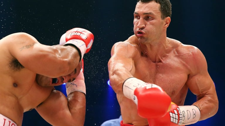 """""""In boxing we have a saying 'be aggressive towards the aggressor"""": Ukranian boxer Wladimir Klitschko"""