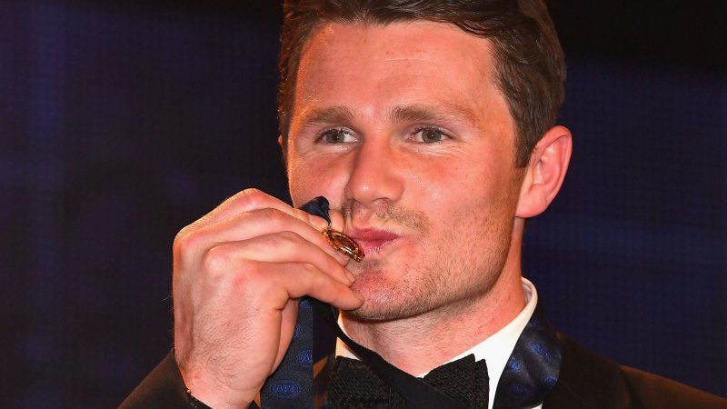 AFL Brownlow Medal 2016: Geelong Cats star Patrick