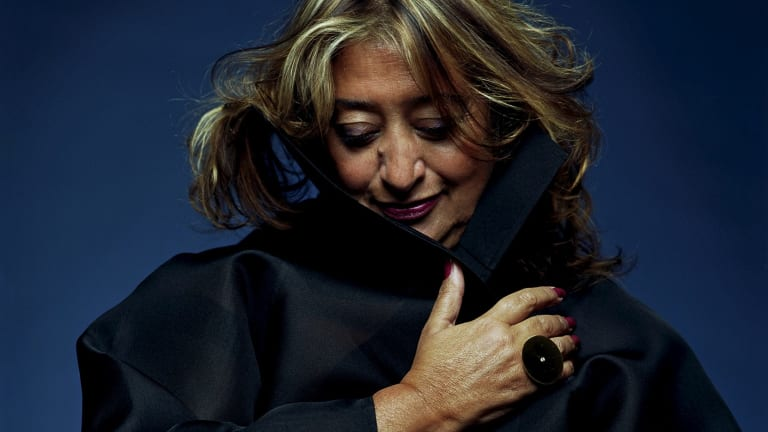Iranian-born architect Zaha Hadid, the first woman to win the Pritzker Prize, has died aged 65.