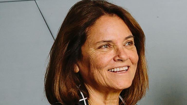 Madeline Lester: a true international ambassador.