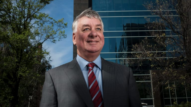 Dixon Hospitality Group founder and former Spotless Group CEO Bruce Dixon.