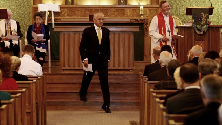 Prime Minister Malcolm Turnbull has views on some controversial policies that are contrary to the official position of the Catholic church.