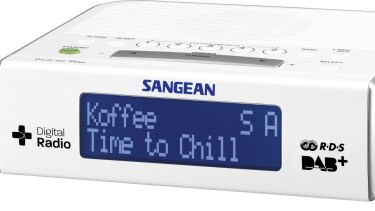 Sangean digital radio: generally user-friendly.