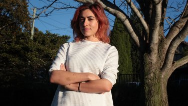 Sahar Khalili has moved out of her profession because of its wages.