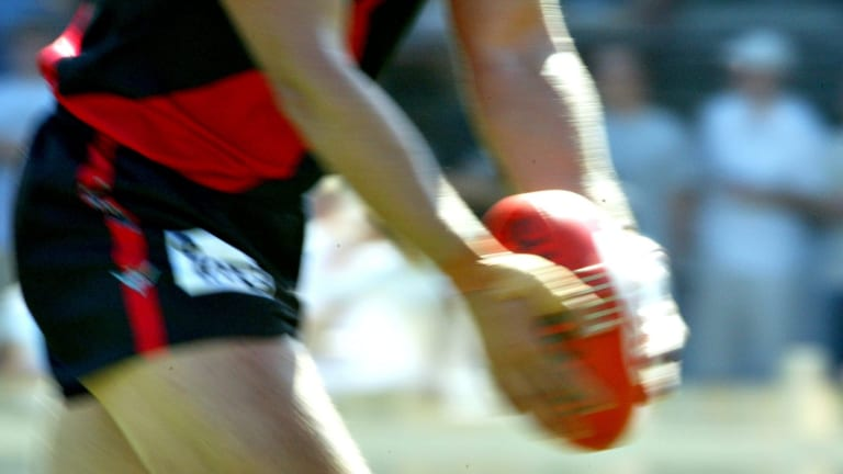 More questions: Four more Essendon players could yet be prosecuted if new evidence arises.